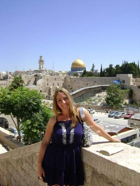 julie in jerusalem